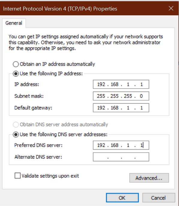 Cara Menyambungkan Kabel Lan ke Laptop Windows 10 - CiperX